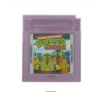 Teenage Mutant Ninja Turtles Nintendo GBC Video Game Cartridge Console Card
