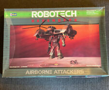 Vintage 1984 Revell Robotech Defender Airborne Attackers Model Kit - In Polybag