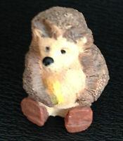 Small Hedgehog Ornament