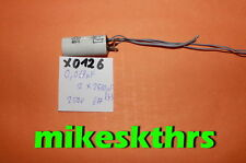 X 0126  Entstörkondensator 0,068µF x 2x2500pF  250V Kondensator  0,068uF 2500pF