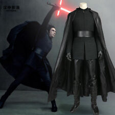 HZYM Star Wars The Last Jedi Kylo Ren Cosplay Costume Deluxe Outfit