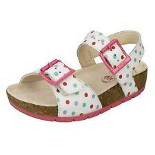 Girls Clarks Water Friendly Air Spring FX Sandals 'Volkin Ice'