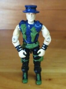 Vintage GI Joe Night Force Muskrat v2 Action Figure (Hasbro, 1989)