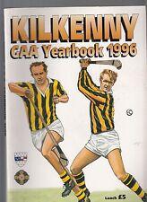 Kilkenny Yearbook G.A.A. Irish Ireland Hurling 1996