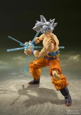 Figura Son Goku Ultra Instinct Dragon Ball Super S.H Figuarts Totalmente Nueva