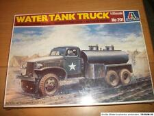 Italeri - acqua serbatoio camion - Kit di costruzione 1:3 5