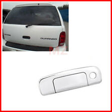 For Dodge DURANGO 1998-2003 Chrome Covers Set 4 Doors WITH KH+Tailgate Keyhole