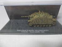 DIE CAST 1:72-KRUPP-TANK STUG. III AUSF. G SD. KFZ. 142/1 STUG. ABT. 911 KURSK..
