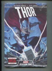 THOR: SEASON ONE - Modern Retelling of the Origin of Thor! - (VF) 2013 HC