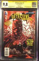 DETECTIVE COMICS #27 CGC SS 9.8 BATMAN 1:100 FABOK JOKER GOTHAM CATWOMAN HARLEY