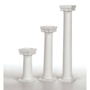 Wilton Grecian Pillars, Pack of 4