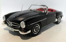 Artículos de automodelismo y aeromodelismo color principal negro Mercedes de escala 1:18