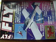 µ?b  Revue FLY n°68  plan encarté Super Blanik / tropic Air Core40 Evolution