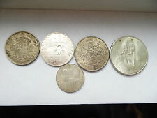 World silver coins.Estate lot # 1..