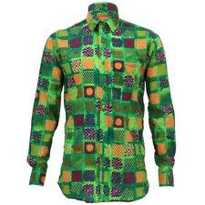 Camicie casual e maglie da uomo indi in cotone
