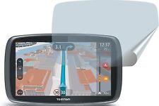 TomTom Trucker 6000 (2x) crystalclear LCD Screen Guard protector de táctil