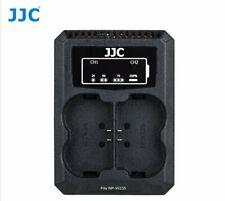 JJC DCH-NPW235 USB Dual Battery Charger for Fujifilm NP-W235 on Fujifilm X-T4