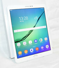 "Immaculate Samsung Galaxy Tab S2 SM-T813 9.7"" 32GB White WiFi Only Tablet Pad"
