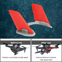 3D Printing Vertical Tail Blades Stabilizer Spoiler for DJI FPV Drone Access