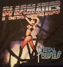 PLASMATICS T SHIRT XL WENDY O WILLIAMS PUNK