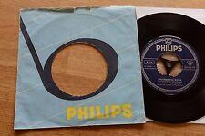 PIRRON UND KNAPP Hausmasta Rock / Das Ländermatch 7'' single Philips 341482PF