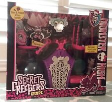 Monster High Secret Creepers Crypt Playset - Mattel -  Brand New