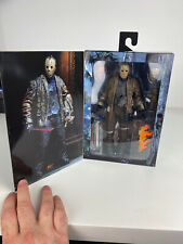 Friday the 13th 7� Neca Action Figure Freddy vs Jason Ultimate Jason Voorhees