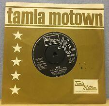 """MICHAEL JACKSON Ben 1977 UK  7"""" vinyl single EXCELLENT CONDITION"""