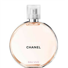 Chance Chanel Eau Vive Perfume - Eau De Toilette Spray 3.4oz | 100mL | NIB