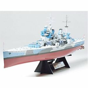 Tamiya 1/350 Ship Series No.10 British Battleship King George V Model Kit 78010