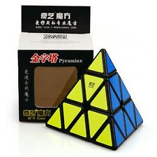3x3 QIYI Pyramid Magic Cube  Professional Speed Cube Puzzle Twist Toy #13