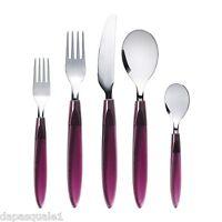 IKEA DITO - 20 piece Flatware Cutlery Set Lilac