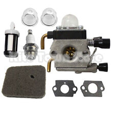 Carburetor For STIHL TRIMMER FS38 FS45 FS46 FS55 FS55R KM55 C1Q-S186A ZAMA Carb
