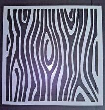 Corteccia Di Legno Effetto 5x5 Stencil Card Making Scrapbooking aerografo pittura arte casa