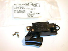 Up To 6 New Hitachi Switch For Sander & Planer 931-573 Free Shipping