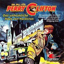 EIN FALL FÜR PERRY CLIFTON: DAS UNHEIMLICHE HAUS VON HACKSTON -W, ECKE   CD NEU