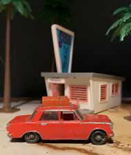 Matchbox #56 Fiat 1500 Vintage 1966 Lesney - RARE Red