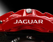 6 x NEW JAGUAR Brake caliper decals. High temperature choice of colour and sizes