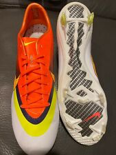 Nike Mercurial Vapor VIII FG Soccer Cleats Cristiano Ronaldo SAMPLE US 9 Rare
