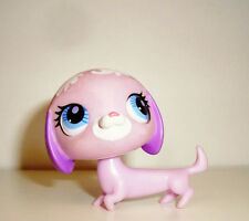 A193 LPS LITTLEST PETSHOP PET SHOP dog chien teckel