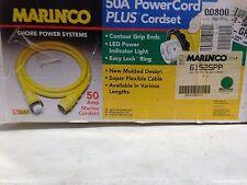 Marinco Shore Power System  50 A Power Cord  plus Cord Setp/n 6152SPP