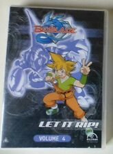 BEYBLADE SEASON 1 VOLUME 4 dvd REGION 0 anime RARE OOP cartoon series 2001