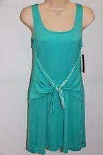 NWT Tommy Hilfiger Swimwear Bikini Cover up Dress Sz M Turk Stone