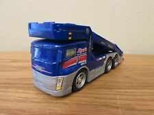"Matchbox Ryu's Action Transporter Car Carrier All City Service 2005 Mattel 7"" L"