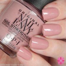 OPI Nail Envy nail strengthener + color in hawaiian orchid - 15ml BOXED..