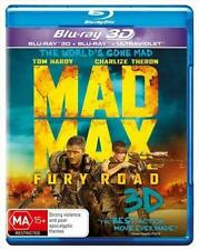 Mad Max: Fury Road 3D (Blu-ray 3D)