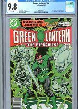 Green Lantern #164 CGC 9.8 White Pages DC Comics 1983