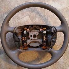 1994 Ford Mustang Steering Wheel 94-04 OEM Light Gray Grey