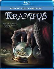 Krampus (Blu-ray + DVD) Adam Scott, Toni Collette NEW