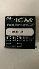 ICM Controls MAR115A1x.3, x13270364-02 3Sec. Delay On Make Trane